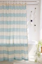 Urban Outfitters Isra Floating Weft Shower Curtain