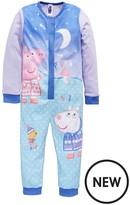 Peppa Pig Girls Sleepsuit