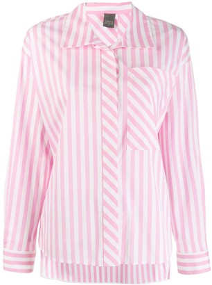 Lorena Antoniazzi Striped Shirt
