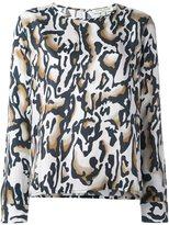 Valentine Gauthier - 'Mandrin' blouse - women - Silk - 1