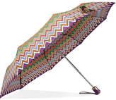 Missoni Printed Shell Umbrella - Purple