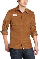 Altamont Men's Houndslow Long Sleeve Cord Shirt