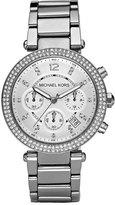 Women's Michael Kors 'Parker' Chronograph Bracelet Watch, 39Mm