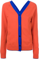 Marni colour blocked cardigan
