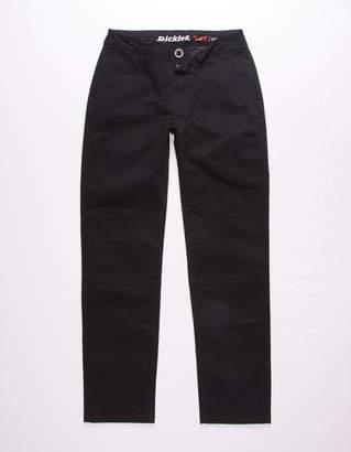 Dickies Double Knee Black Boys Skinny Pants