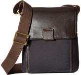 Scully Adrian Messenger Bag Messenger Bags