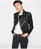 Liebeskind Berlin Leather Biker Jacket.
