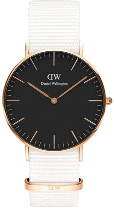 Daniel Wellington Classic Dover 36mm RG Black Dial