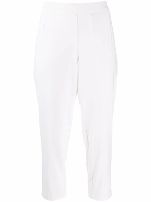 Nike Cropped Slim-Fit Trousers