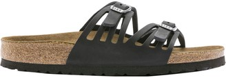 Birkenstock Granada Soft Footbed Leather Sandal - Women's
