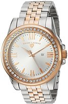 Swiss Legend Women's 'Allure' Quartz Stainless Steel Casual Watch, Color:Two Tone (Model: 10551-SR-22S)