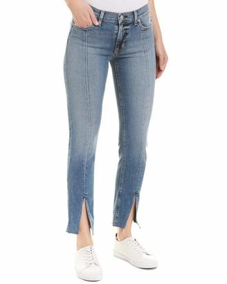 Hudson Women's Nico Mid Rise Super Skinny Ankle Jean