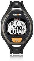 Timex Ironman 50 Lap Men's Digital Watch Black/Orange