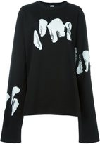 Damir Doma 'Tesla' sweatshirt - women - Cotton - S