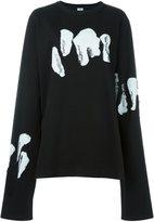 Damir Doma 'Tesla' sweatshirt - women - Cotton - XS