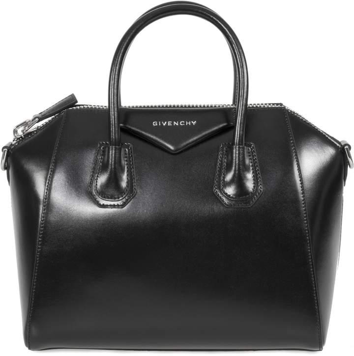 Givenchy Antigona Calfskin Leather Satchel Bag | | Small