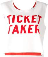 Levi's Ticket Taker top