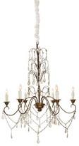 Aidan Gray Denbigh Castle 6-Light Candle Style Classic / Traditional Chandelier