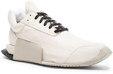 Rick Owens x Adidas Leather Level Runners