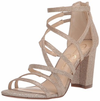 Jessica Simpson womens Stassey Heel Sandal Pump