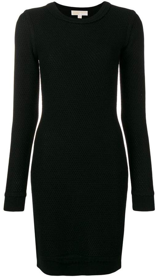 MICHAEL Michael Kors fitted sweater dress