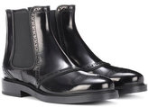Tod's Glossed-leather Chelsea boots