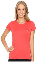 The North Face Short Sleeve Reaxion Amp Tee