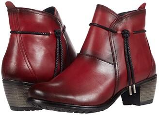 Eric Michael Jackie (Black) Women's Boots
