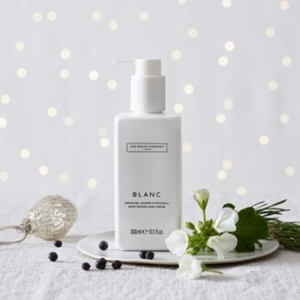The White Company Blanc Moisturising Hand Cream, No Colour, One Size