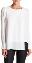 BCBGMAXAZRIA Aidyn Woven Shirt