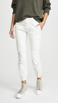 Thumbnail for your product : Nili Lotan Cropped Military Pants