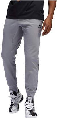 adidas Men Climawarm Lightweight Fleece Basketball Sweatpants