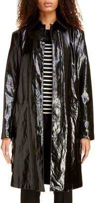 Saint Laurent Coated Trench Coat