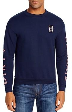 Dirty But Delicate Unisex Signature Glitter Fleece Sweatshirt - 100% Exclusive
