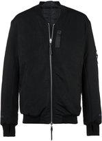 11 By Boris Bidjan Saberi zipped bomber jacket