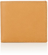 Barneys New York MEN'S CONTRAST-INTERIOR BILLFOLD-TAN