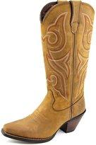 "Durango Western Boots Womens 12"" Crush Cross Strap DRD0090"