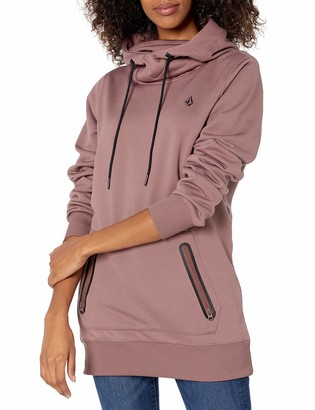 Volcom Women's Spring Shred Hoody Hooded Sweatshirt