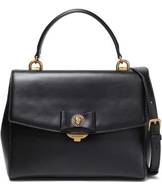 MICHAEL Michael Kors Embellished Leather Shoulder Bag