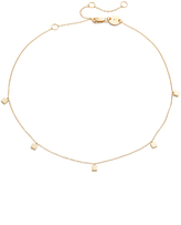 Jennifer Zeuner Jewelry Sanibel Chain Choker Necklace