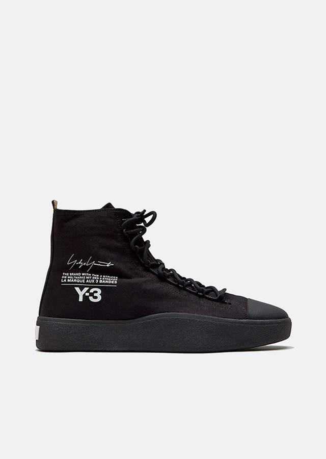 Y-3 Bashyo Sneakers Core Black / Core White / Core White