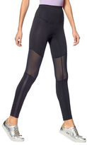 Hue Mesh Knee Active Shaping Skimmer Leggings