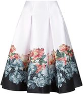 Ted Baker Celfa Floral Print Skirt
