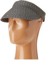 San Diego Hat Company UBV003 Ultrabraid Small Brim Visor