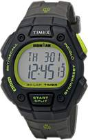 Timex Men's T5K824 Ironman Classic 30 Full-Size Resin Strap Watch