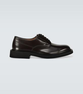 Bottega Veneta Leather derby shoes