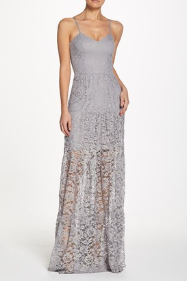 Dress the Population Antoinette Lace Maxi Dress