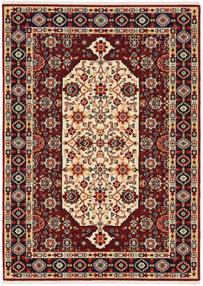 StyleHaven Style Haven Lakeview Traditional Wool-Blend Rug