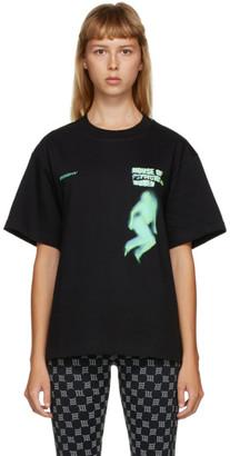 Misbhv Black Graphic T-Shirt