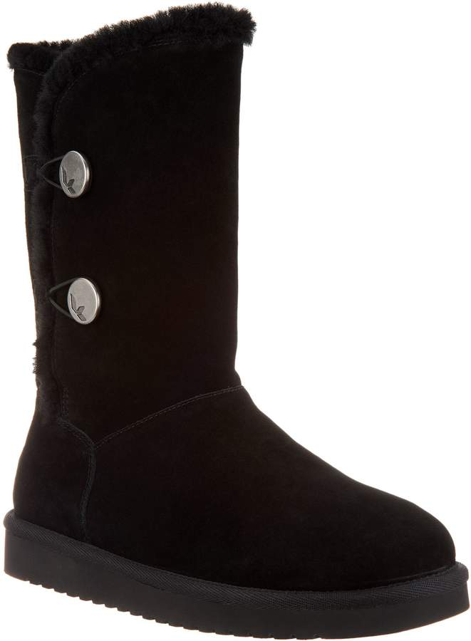 bf0066ec77e By Ugg by UGG Suede Button Tall Boots - Kinslei